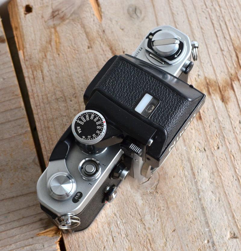 【美品】ニコン Nikon F2 フォトミック ボディ_画像3