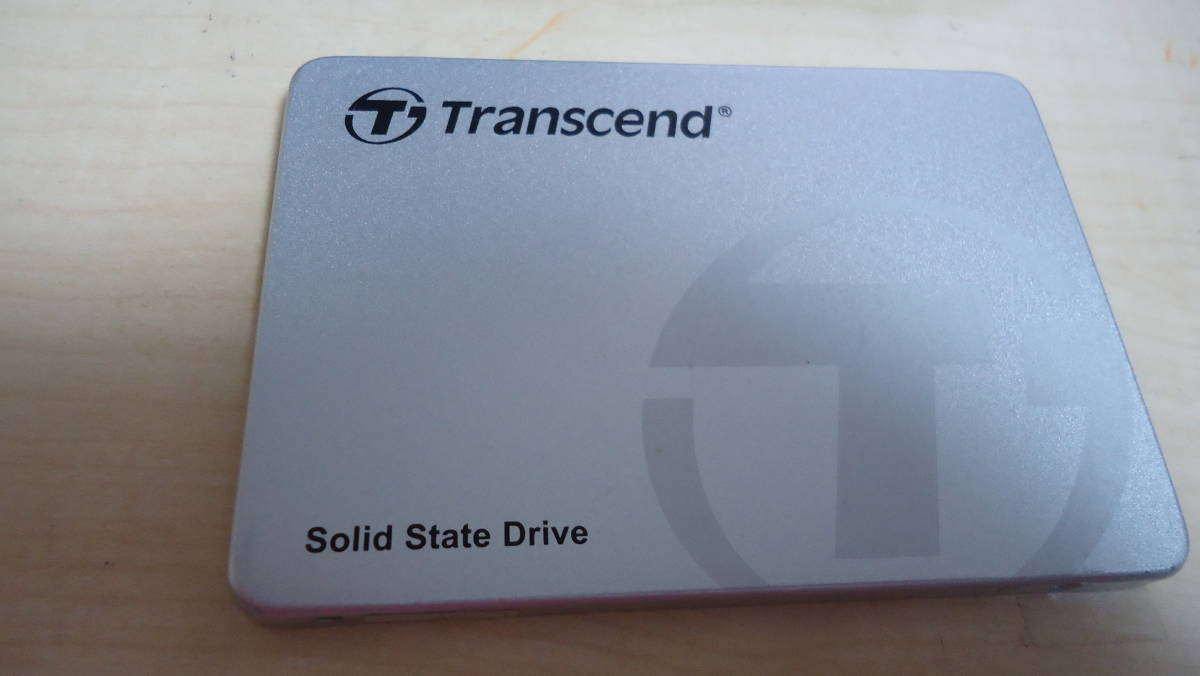 ♪♪使用時間22H Transcend SSD370S 2.5インチ SATA3 (TS256GSSD370S) 256GB ♪♪_画像2