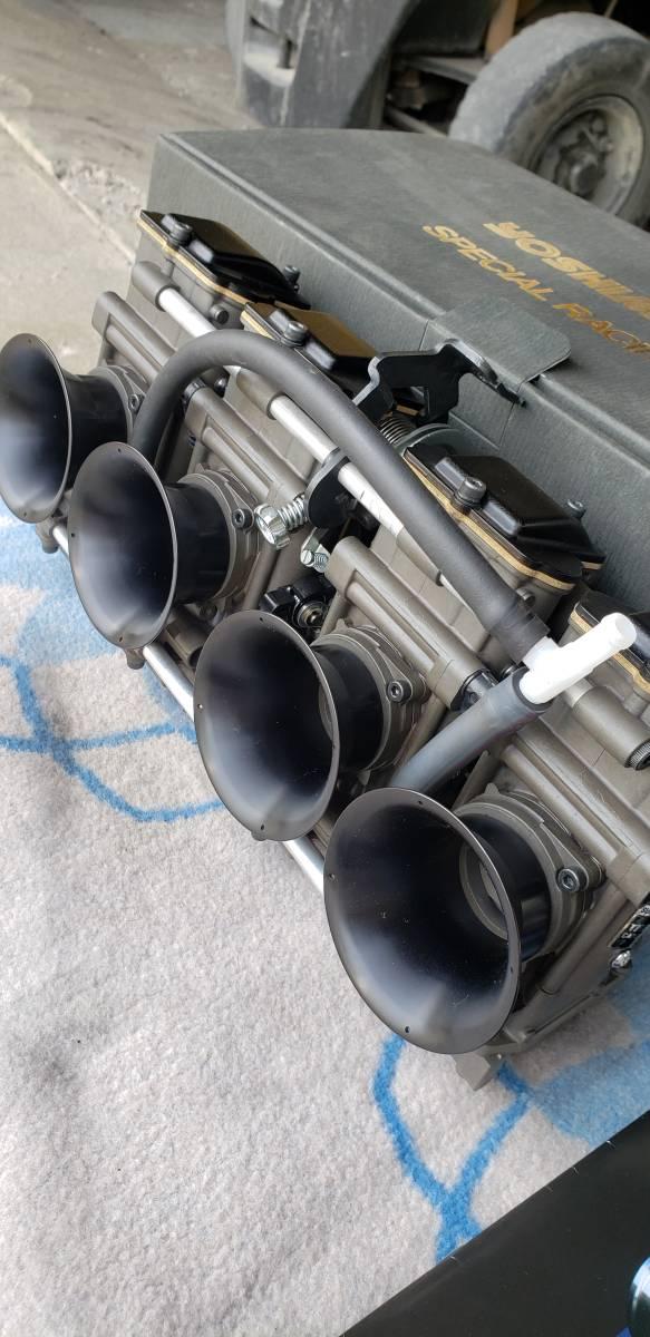 Z1 Z2 Z1R Z1000Mk2 KZ1000 Z900 Z750FX Z1000R z1000J ヨシムラ ミクニ TMR36MJN_画像3