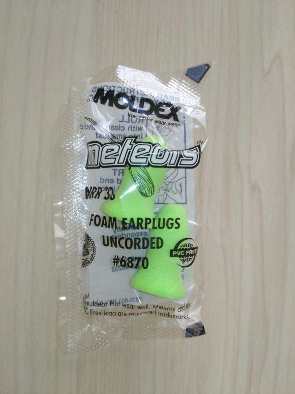 みみせん モルデックス メテオ ×10ペア MOLDEX 高品質 耳栓 _画像2