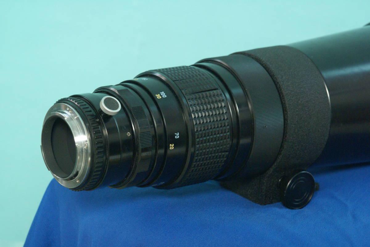 ペンタックス レンズ 500mm F4.5 SMC_画像6