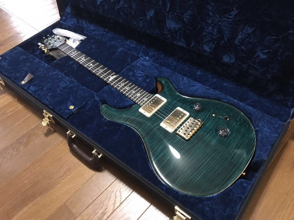 美品 PRS custom24 Experience artist package 2011