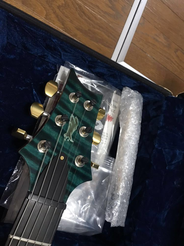 美品 PRS custom24 Experience artist package 2011_画像3