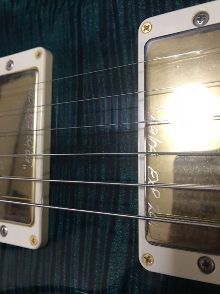 美品 PRS custom24 Experience artist package 2011_画像6