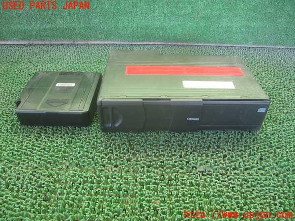 超希少!!送料込BMW Z4ロードスターE85(BT30)6連奏CDチェンジャー中古_画像3