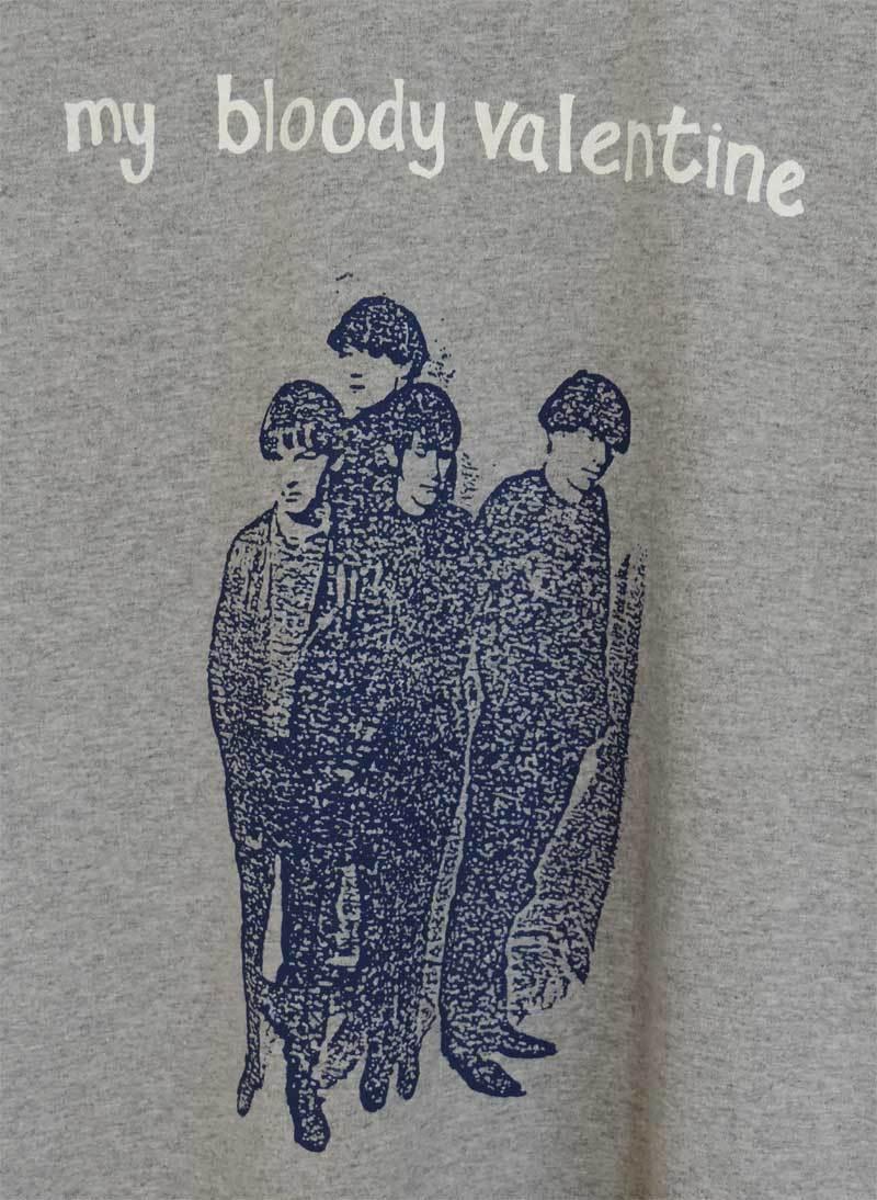 【新品】My Bloody Valentine Sサイズ ネオアコ ギターポップ シューゲイザー Sunny Nirvana 90s_画像3