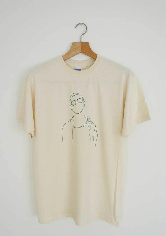 【新品】 John Frusciente Tシャツ Sサイズ レッチリ オルタナ Nirvana 90s エレクトロ_画像1