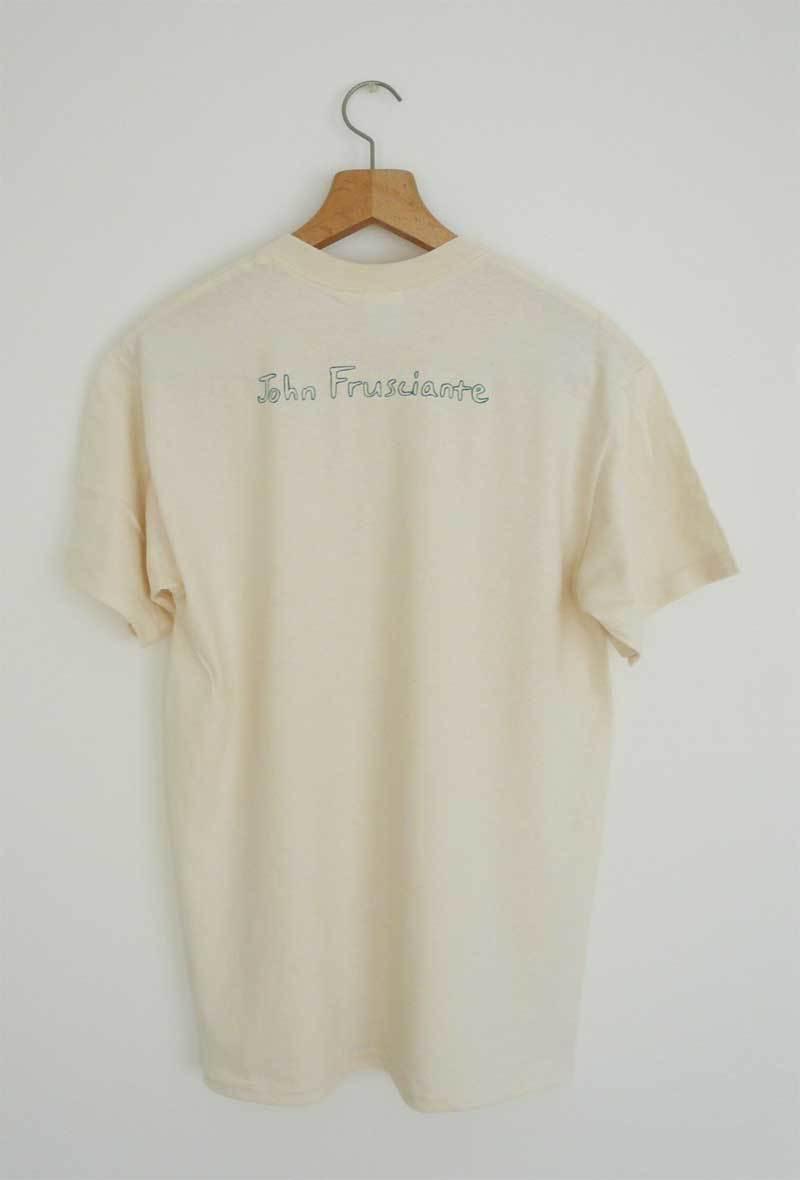 【新品】 John Frusciente Tシャツ Sサイズ レッチリ オルタナ Nirvana 90s エレクトロ_画像3