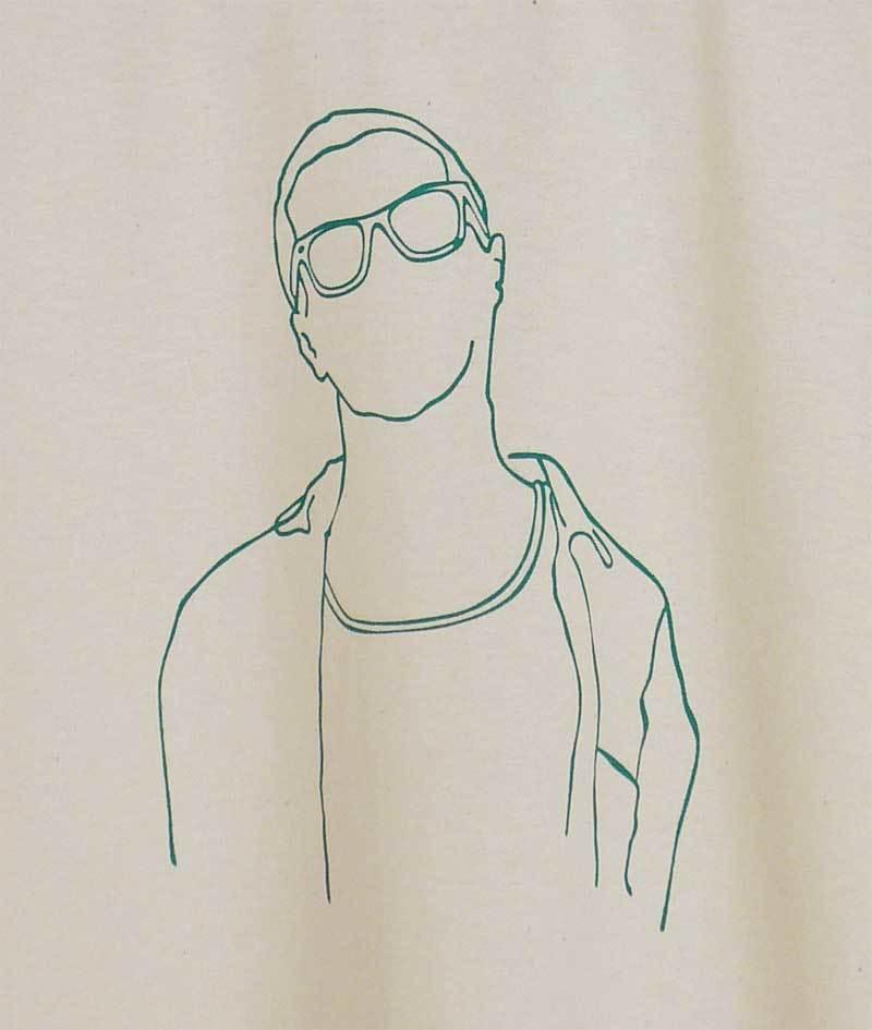 【新品】 John Frusciente Tシャツ Sサイズ レッチリ オルタナ Nirvana 90s エレクトロ_画像2