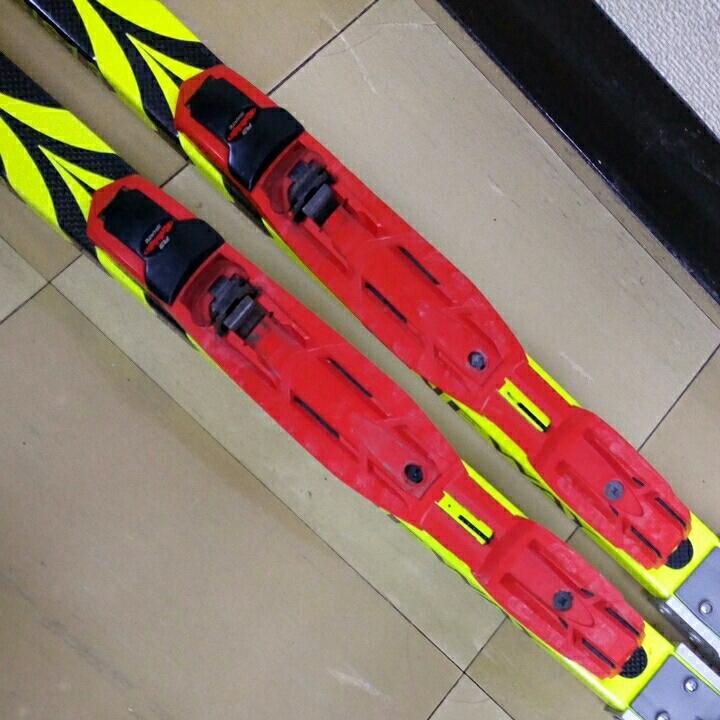 ONEWAY CLASSIC13 ワンウェイ ローラースキー ロッテフェラー R3 SKATE ビンディング付き ONE WAY クロカントレーニング_画像6