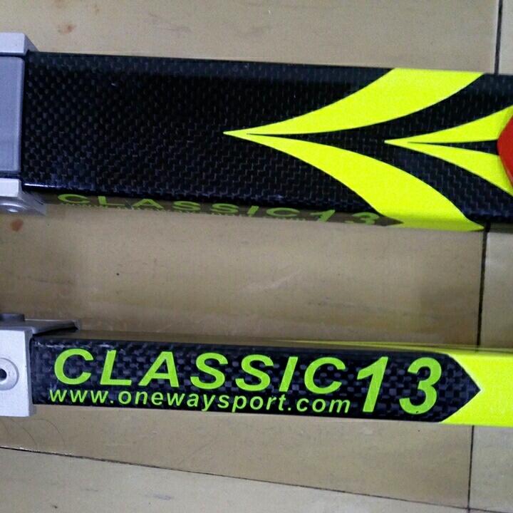 ONEWAY CLASSIC13 ワンウェイ ローラースキー ロッテフェラー R3 SKATE ビンディング付き ONE WAY クロカントレーニング_画像7
