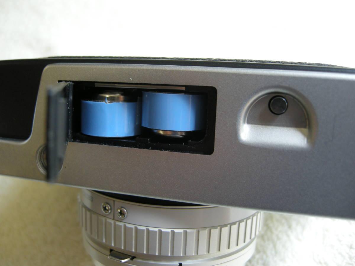 製備済み品、動作良好 ミノルタ ハイマチックE 和製ズミクロン銘玉Rokkor QF 40mm F1.7EEマチック動作品_画像8