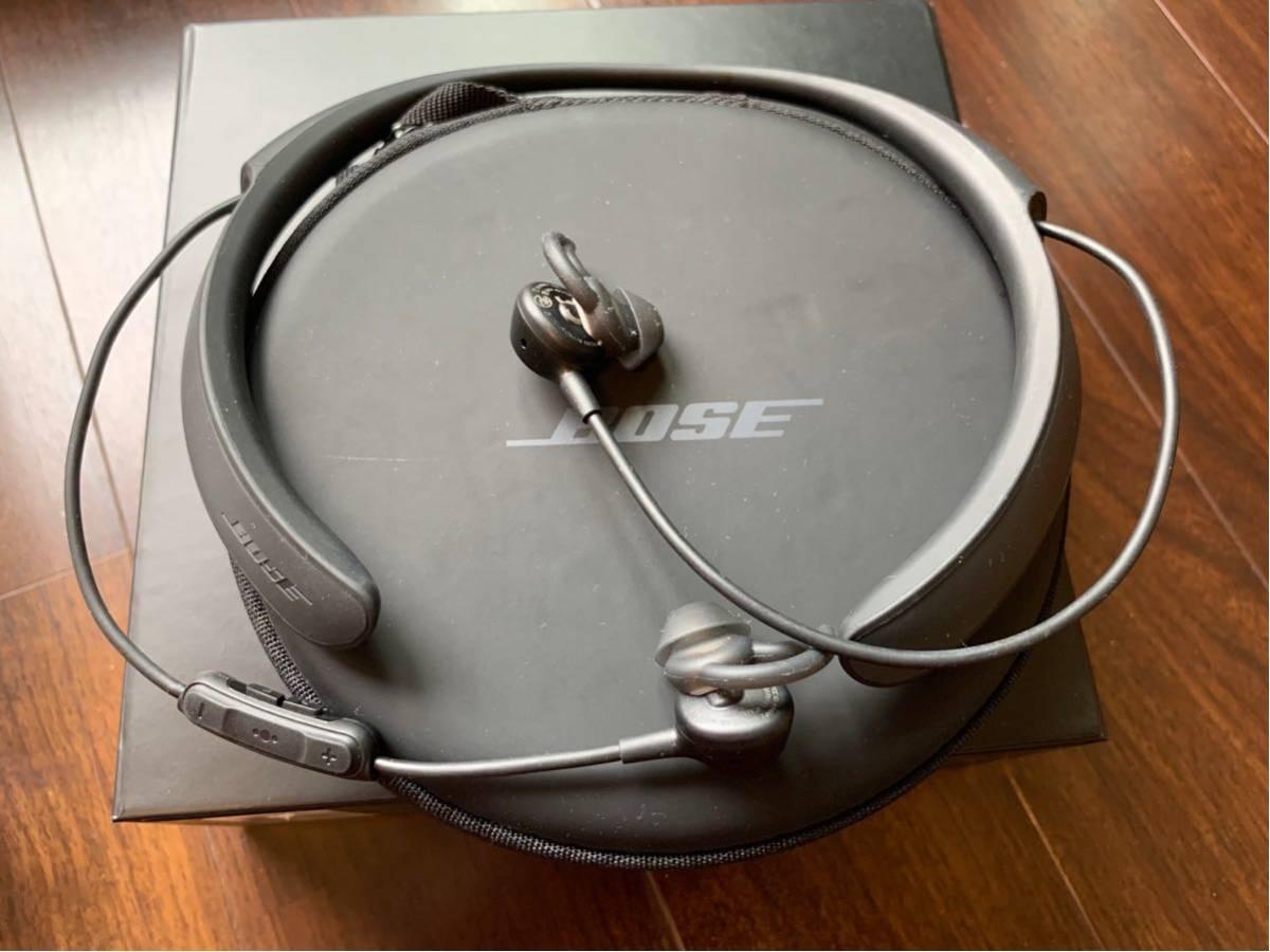Bose QuietControl 30 wireless headphones ワイヤレスノイズキャンセリングイヤホン_画像2