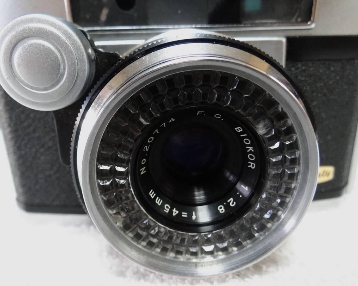 カメラ Beauty Beaumat 中古ジャンク_画像6