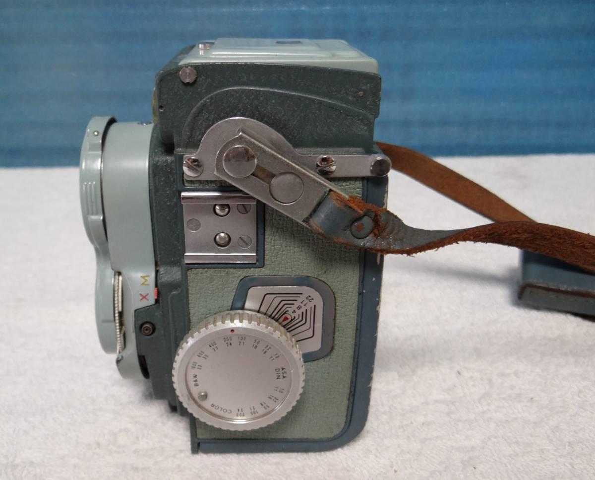 minolta ミノルタ miniflex ミニフレックス 二眼レフカメラ レンズ NIKKOR 1:3.5 f=60㎜ 中古ジャンク_画像5