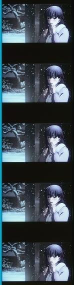 劇場版 Fate/stay night[Heaven's Feel] 8週目 後半 入場者特典 フィルム 間桐桜_画像3