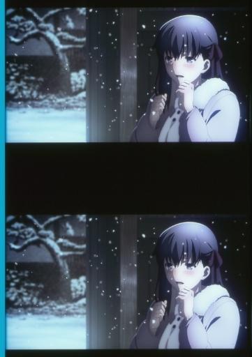 劇場版 Fate/stay night[Heaven's Feel] 8週目 後半 入場者特典 フィルム 間桐桜_画像2