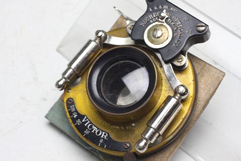 PREMO A/プレモ カメラ/Rochester Optical CO/VICTOR/BAUSOH & LOMB OPT.CO/u295_画像6