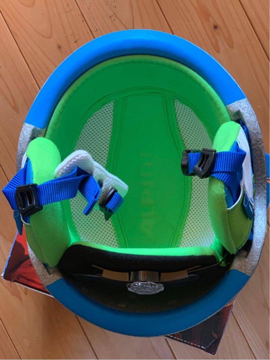 アルピナ スキーヘルメット_画像2