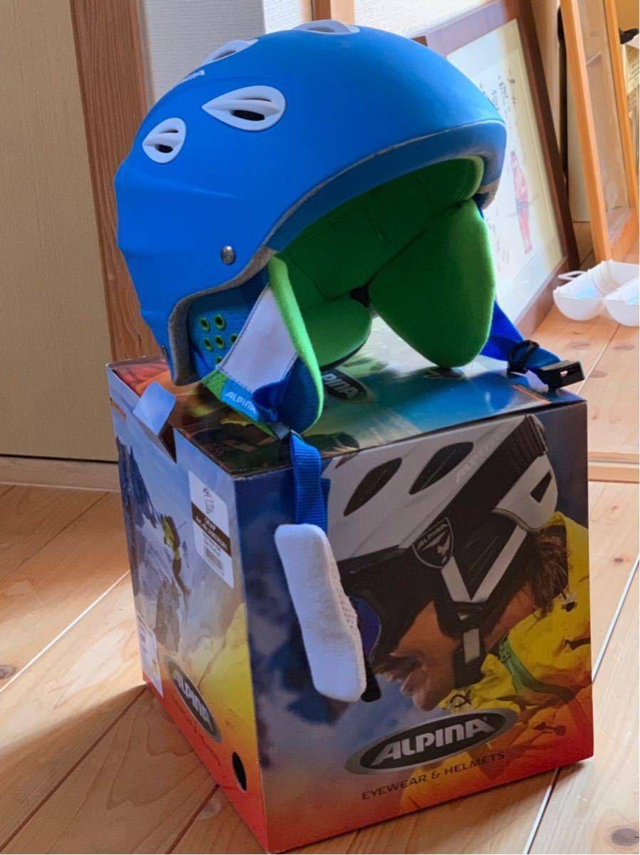 アルピナ スキーヘルメット