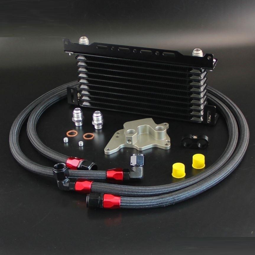 ミニクーパー 10段 オイルクーラーキット R55 R56 R57 R58 R59 R60 R61 ミニクーパーS JCW BMW マフラー 車高調 インタークーラー ホイール_画像1