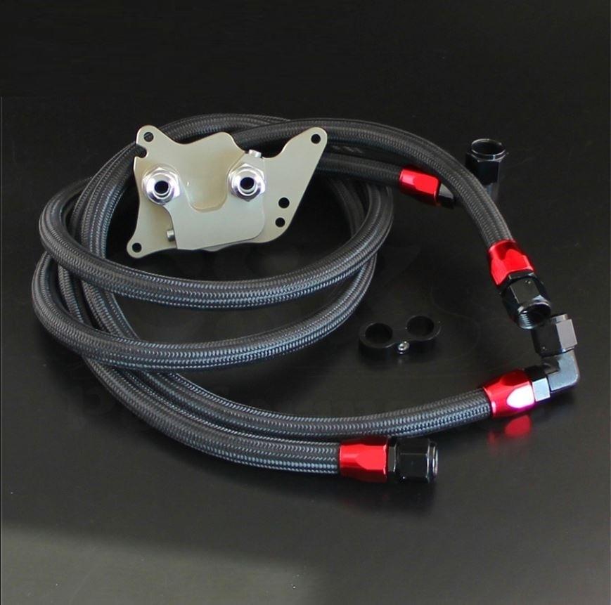ミニクーパー 10段 オイルクーラーキット R55 R56 R57 R58 R59 R60 R61 ミニクーパーS JCW BMW マフラー 車高調 インタークーラー ホイール_画像5