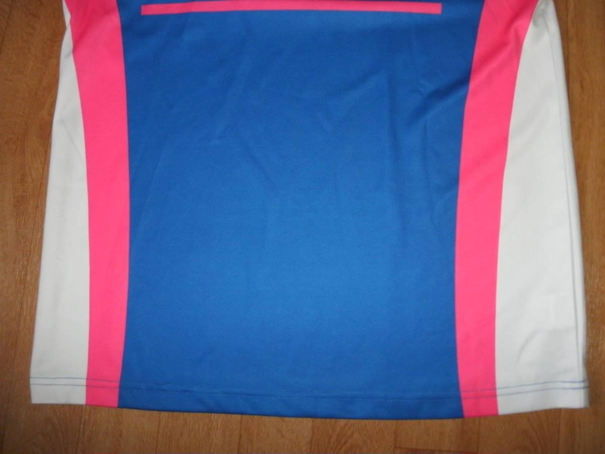希少非売品ワコーズ 4CR チームレクサスTRD オフィシャルスポーツTシャツ 未使用 Lサイズ ブリヂストン_画像3