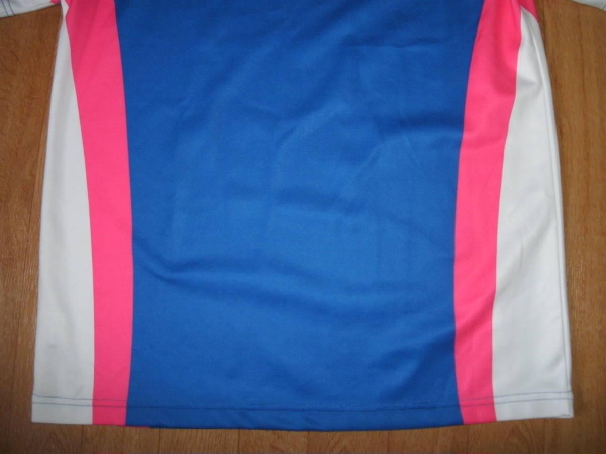 希少非売品ワコーズ 4CR チームレクサスTRD オフィシャルスポーツTシャツ 未使用 Lサイズ ブリヂストン_画像6
