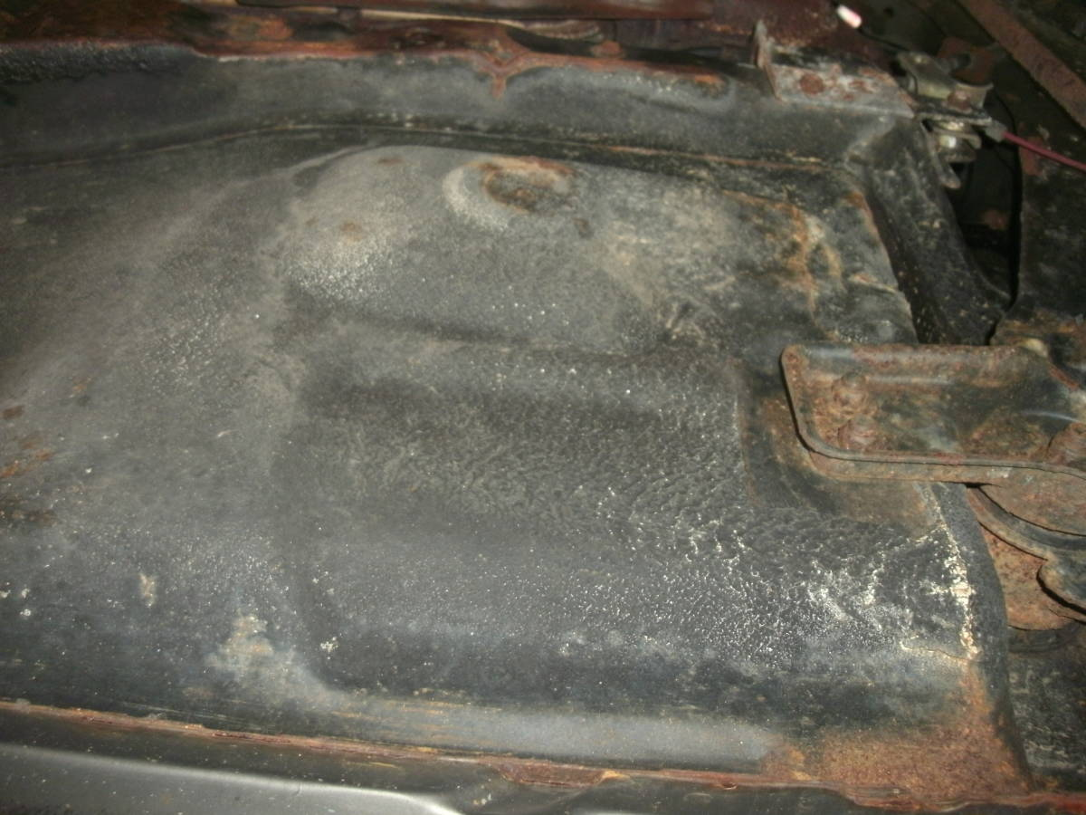 S130Z ノーマルルーフ 2シーター 丸車 書類なし エンジン・部品多数付き L型_画像10
