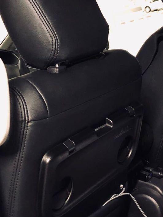 クラッツィオ プライム 日産 セレナ EN-0575 ブラック C26/HC26/HFC26/NC26/FNC26 シートカバー _画像3