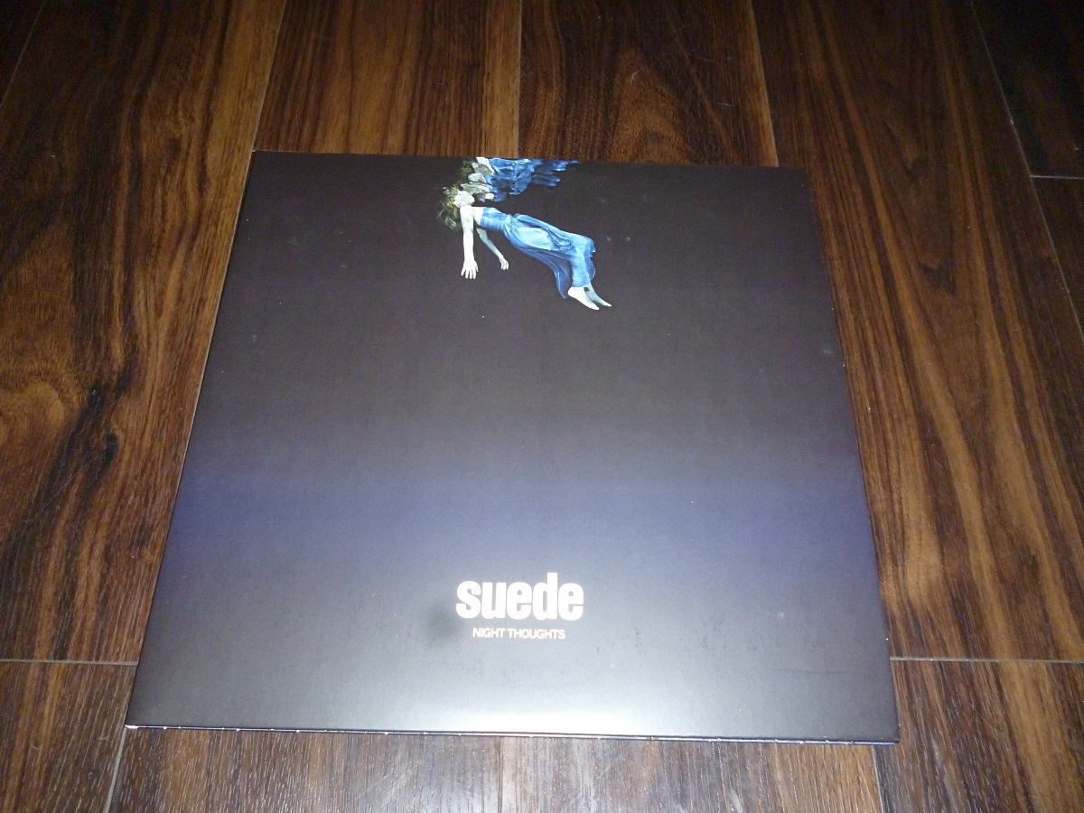 ●suede/スウェード・night thoughts/新品・二枚組み_画像1