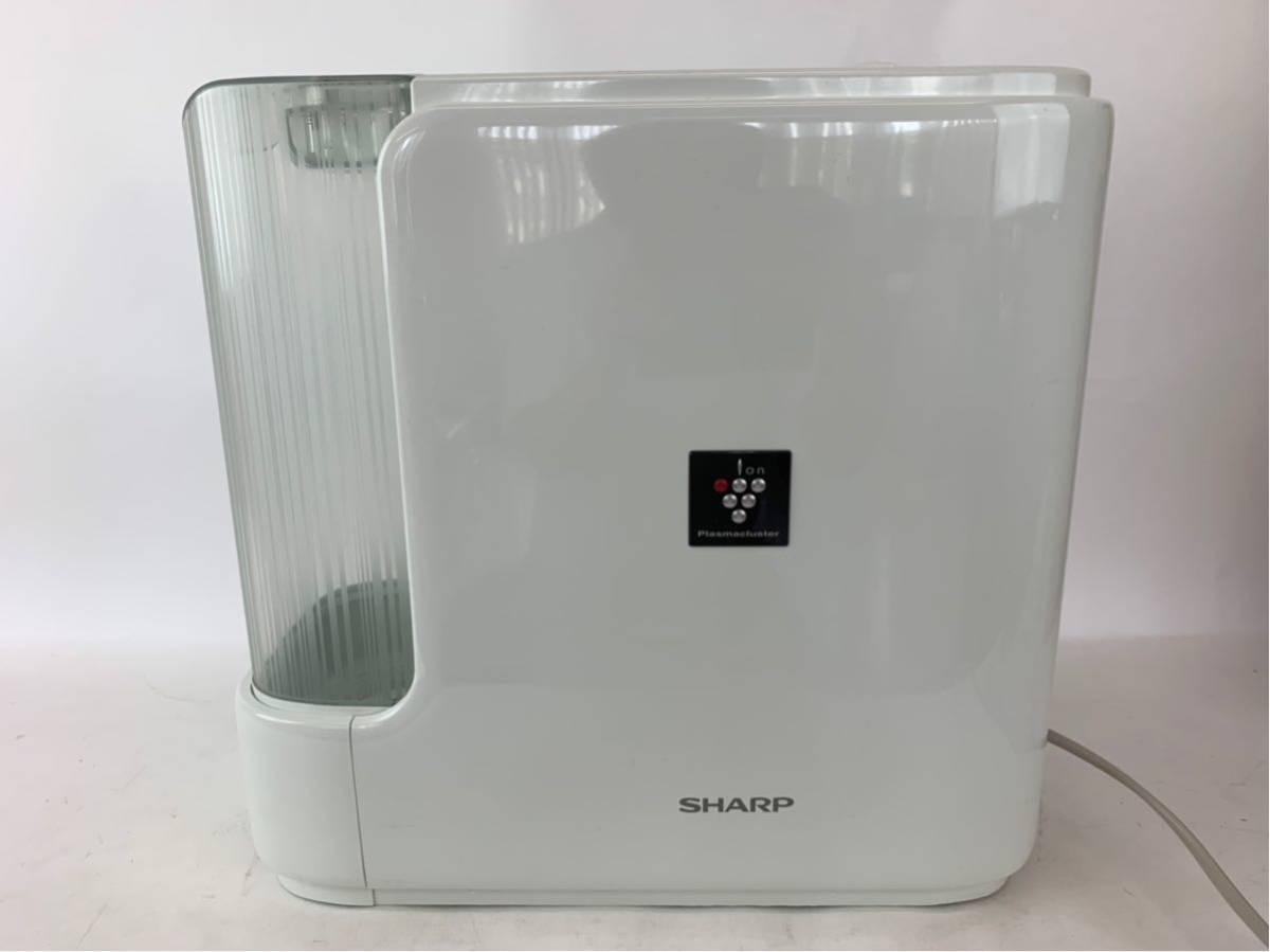 SHARP シャープ 加熱気化式加湿機 HV-E50E3-W 2015年製_画像2