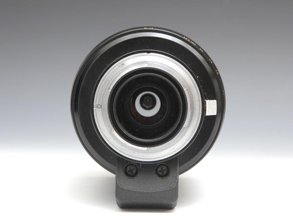 Nikon ニコン Reflex NIKKOL-C 500mm F8 Late Version ミラーレンズ フード付 《ジャンク》望遠 銀塩 一眼レフ フィルム b5184k_画像4