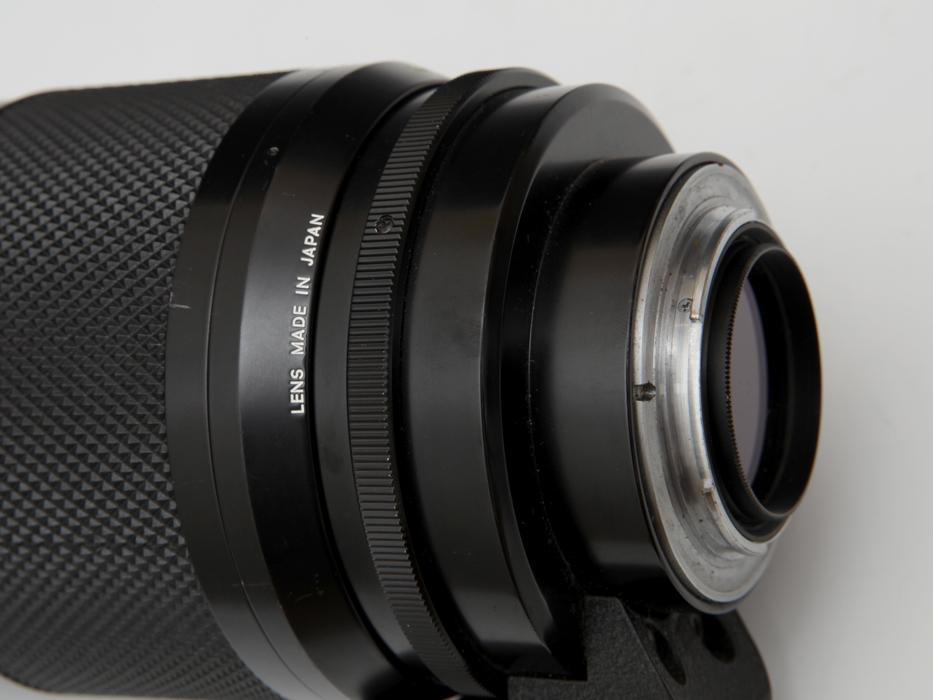 Nikon ニコン Reflex NIKKOL-C 500mm F8 Late Version ミラーレンズ フード付 《ジャンク》望遠 銀塩 一眼レフ フィルム b5184k_画像7