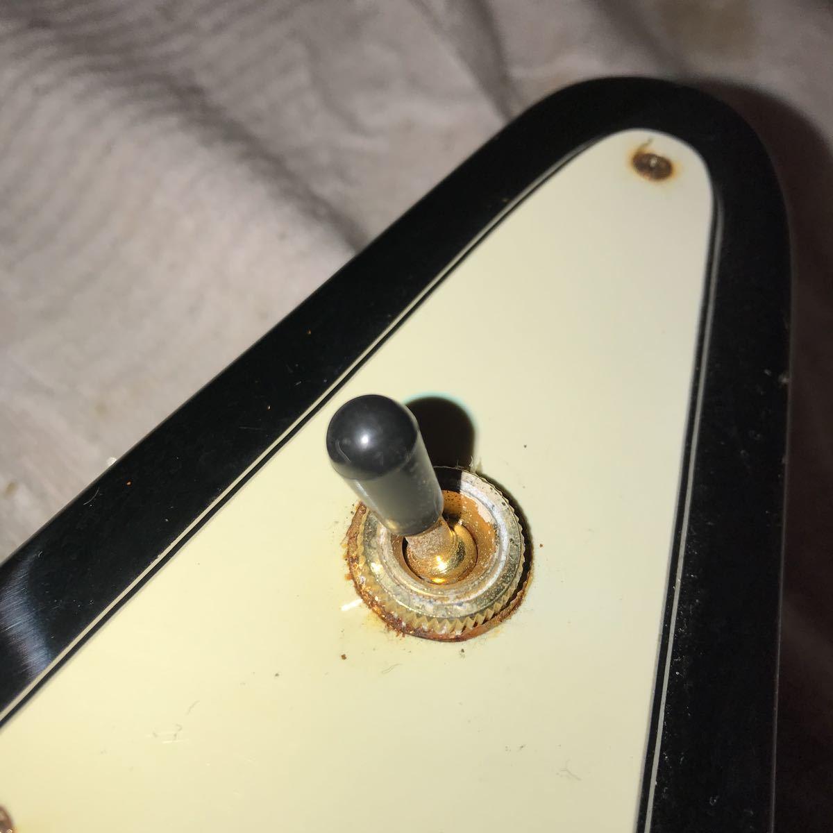 Epiphone エレキギター★現状品 m_画像9