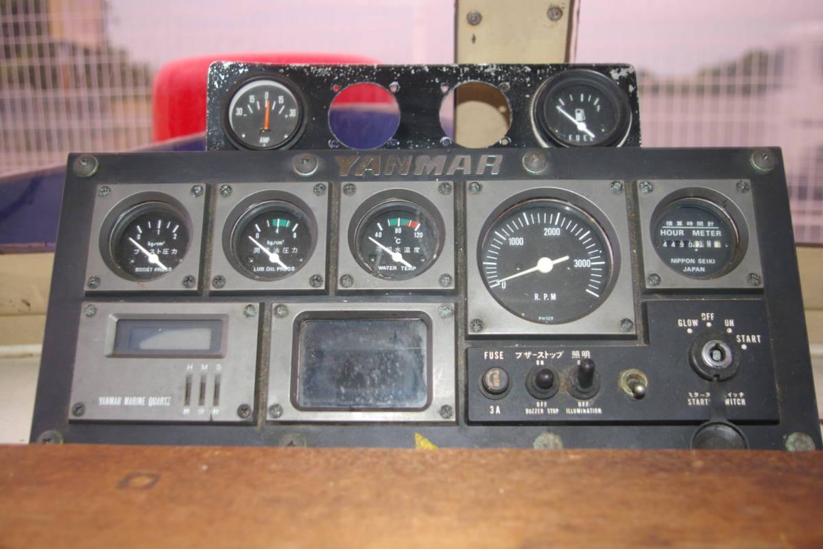 ヤンマーディーゼルエンジン 6PH- HT_画像8