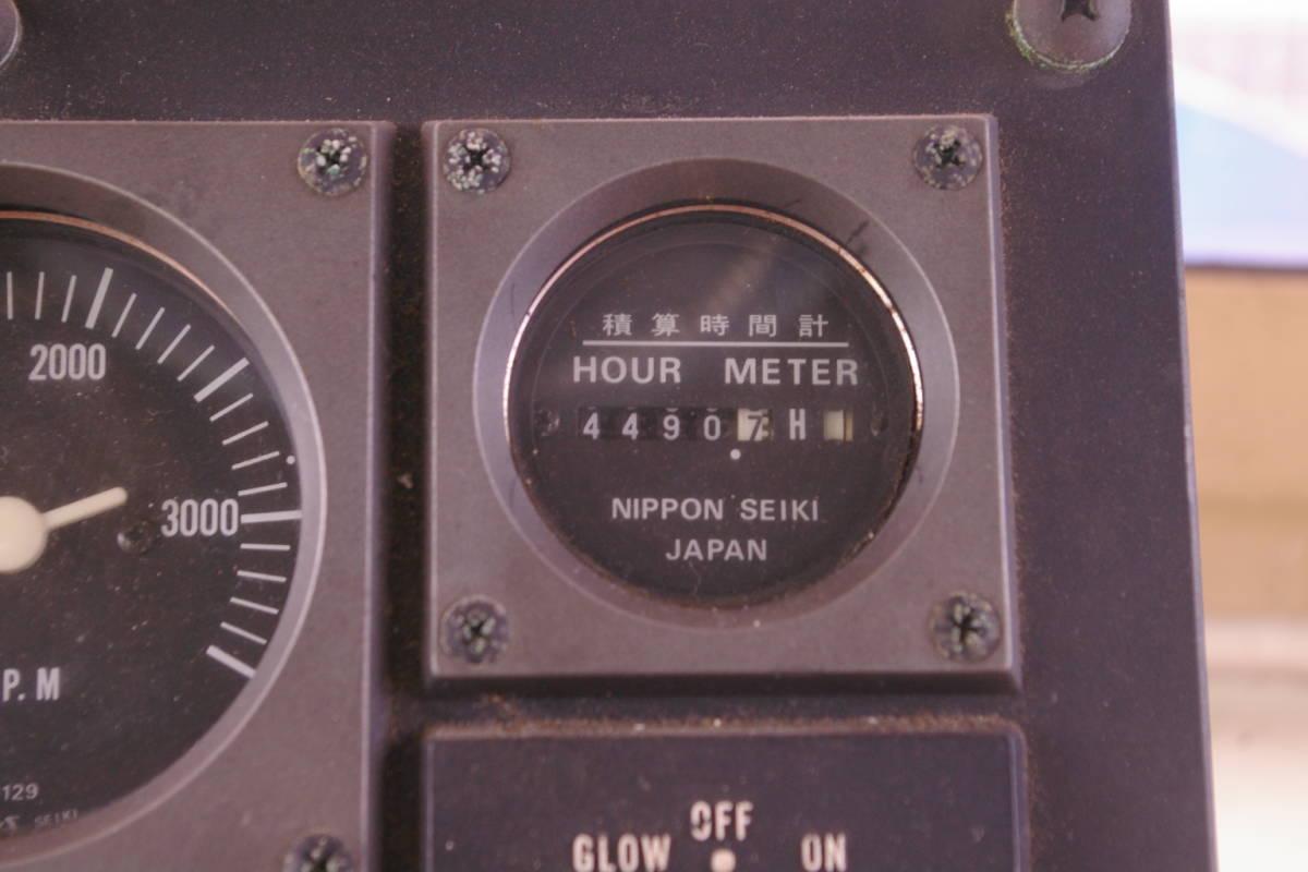 ヤンマーディーゼルエンジン 6PH- HT_画像9
