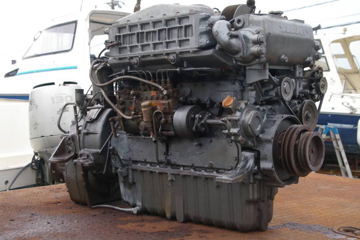 ヤンマーディーゼルエンジン 6PH- HT