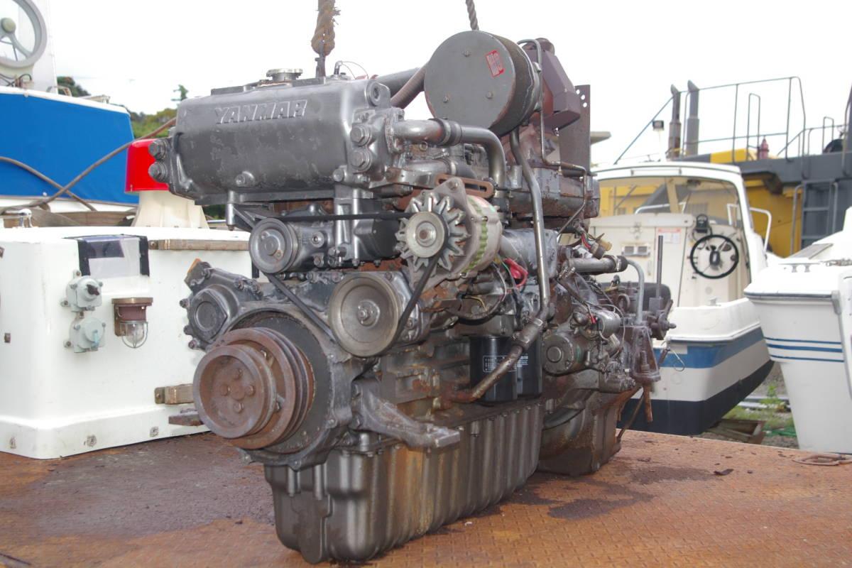 ヤンマーディーゼルエンジン 6PH- HT_画像2