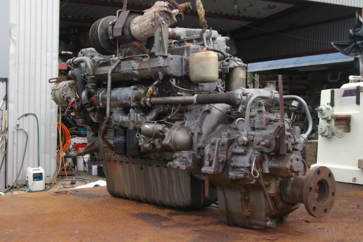 ヤンマーディーゼルエンジン 6PH- HT_画像3