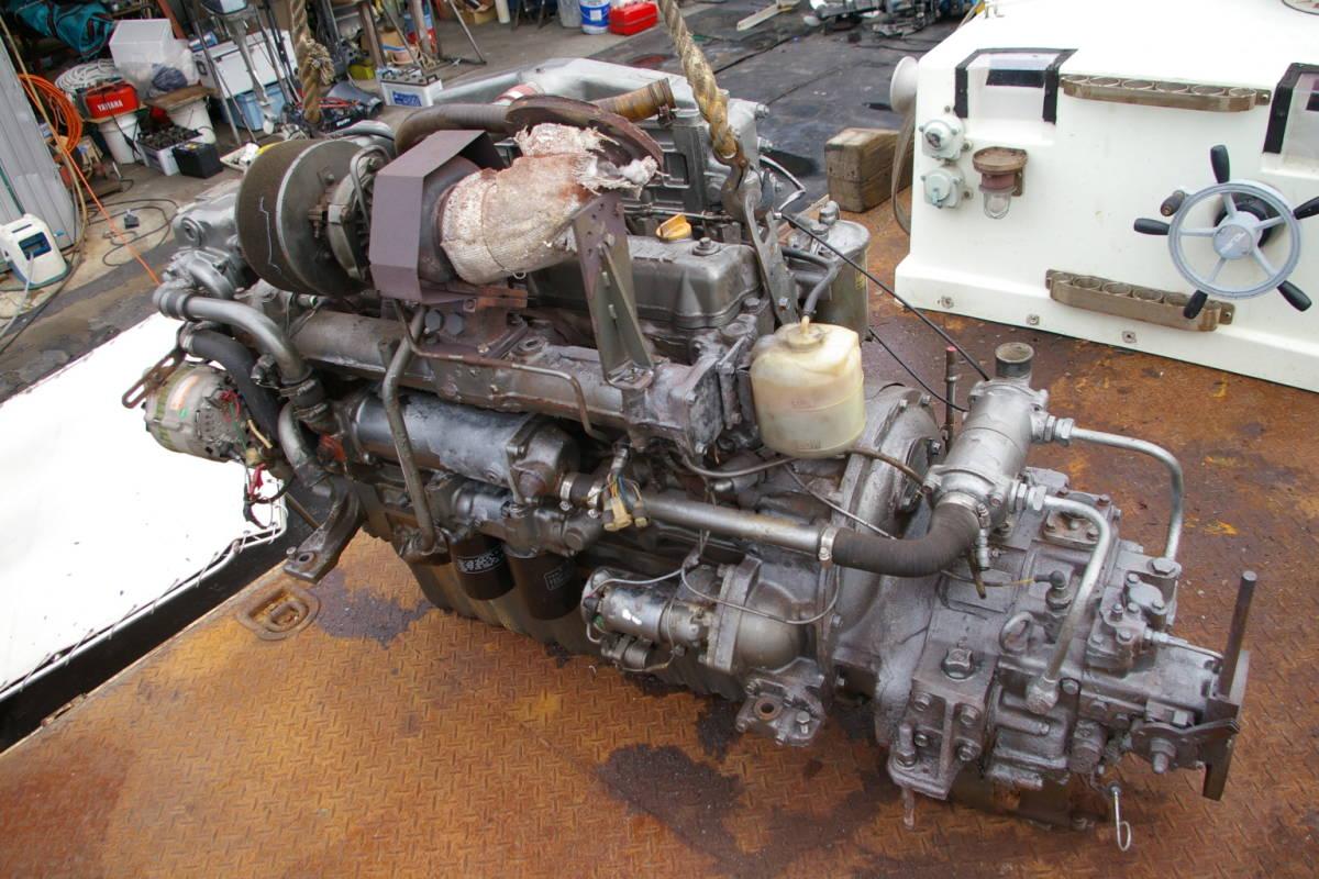 ヤンマーディーゼルエンジン 6PH- HT_画像7