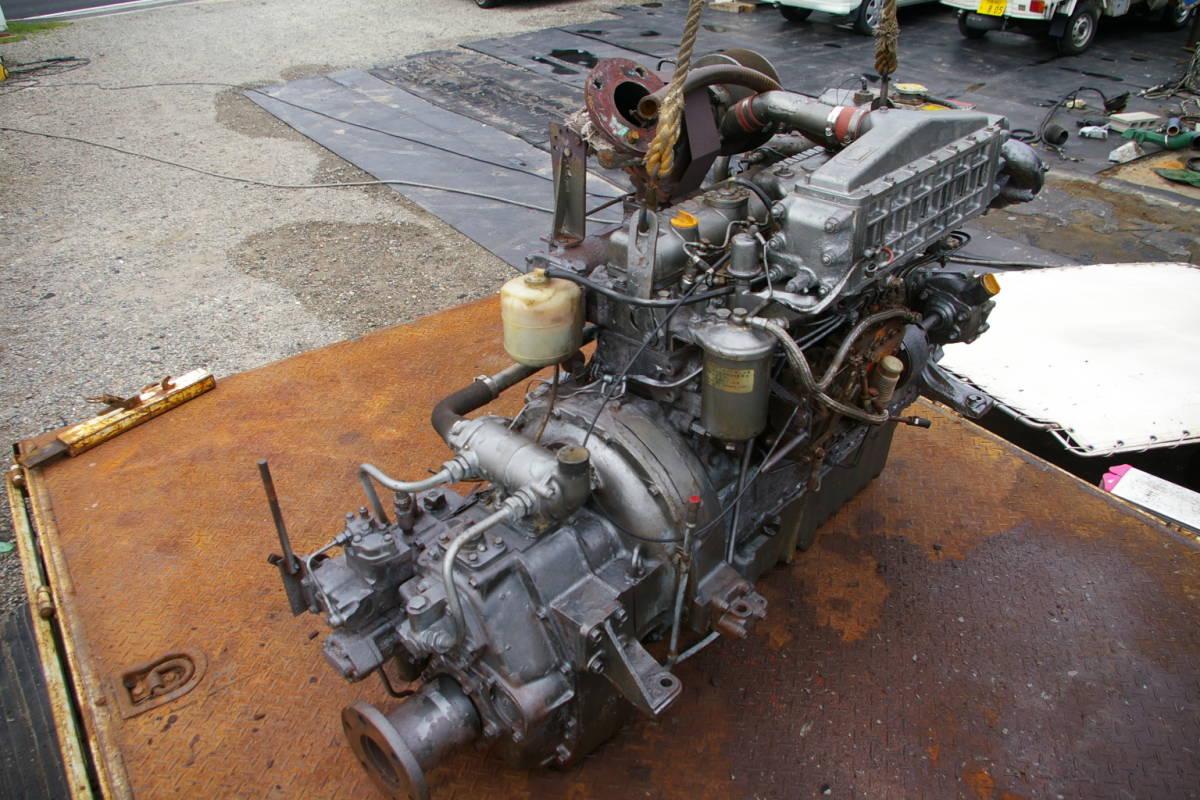 ヤンマーディーゼルエンジン 6PH- HT_画像6