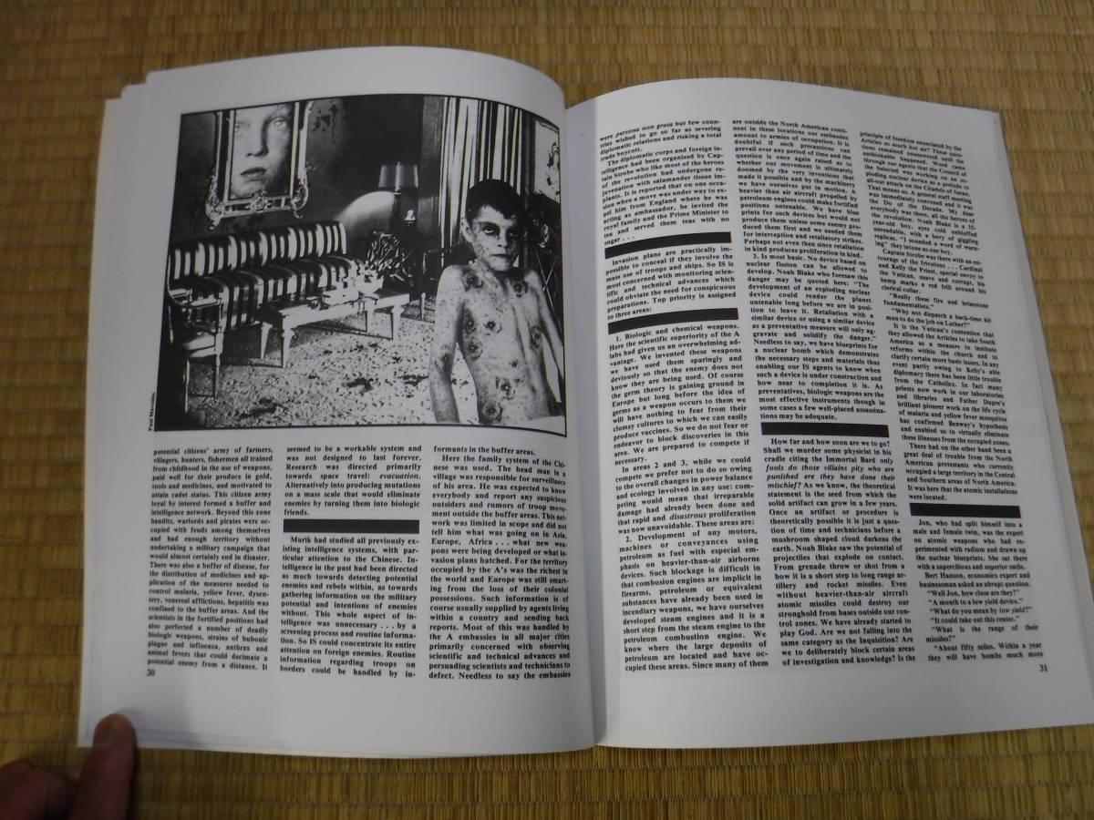 RE SEARCH (The Torture Garden,Industrial culture handbook,William's.Burroughs)3冊_画像10