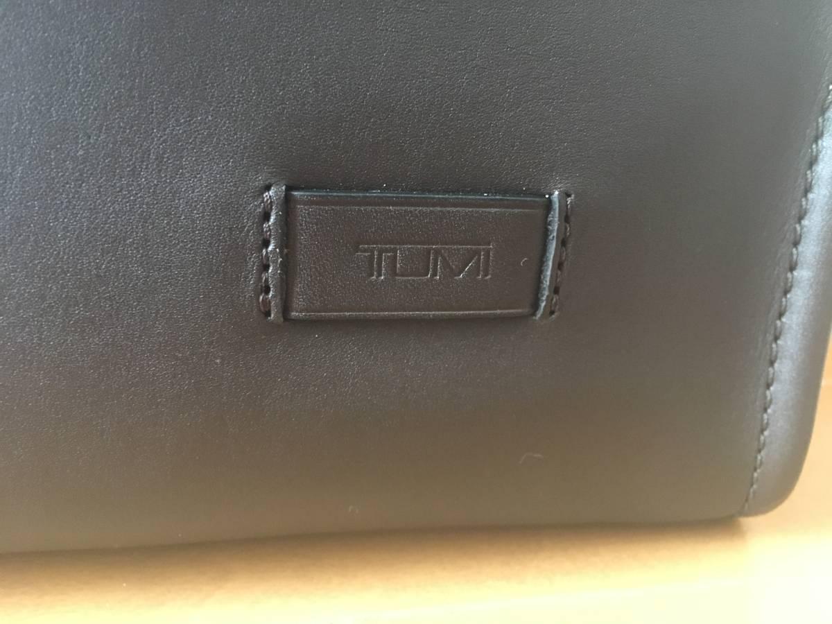 希少 廃盤品 新品 TUMI  トゥミ HARRISON ハリソン バック 063002B_画像3