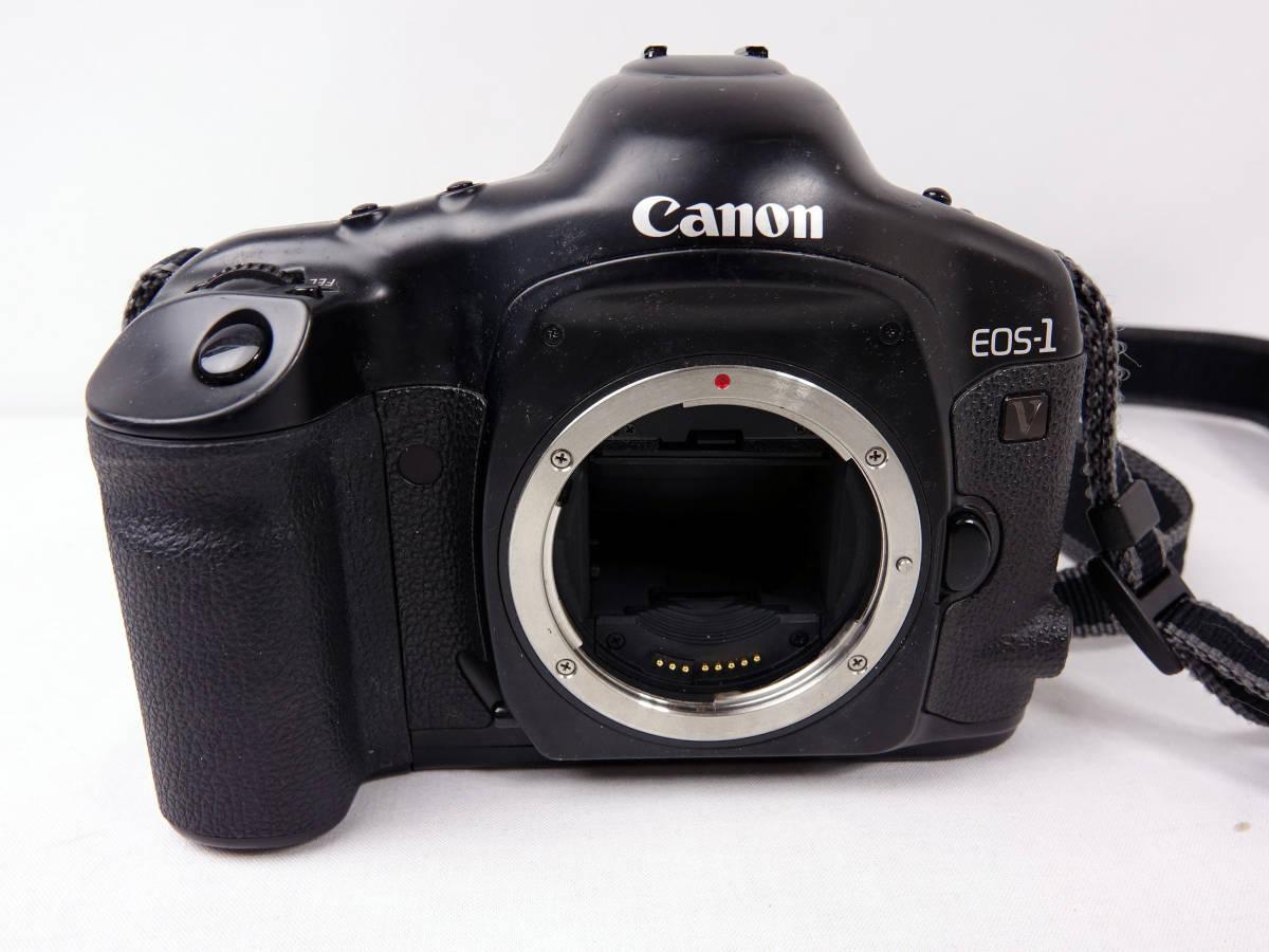 Canon EOS-1V * キヤノン フィルム一眼レフカメラ ジャンク