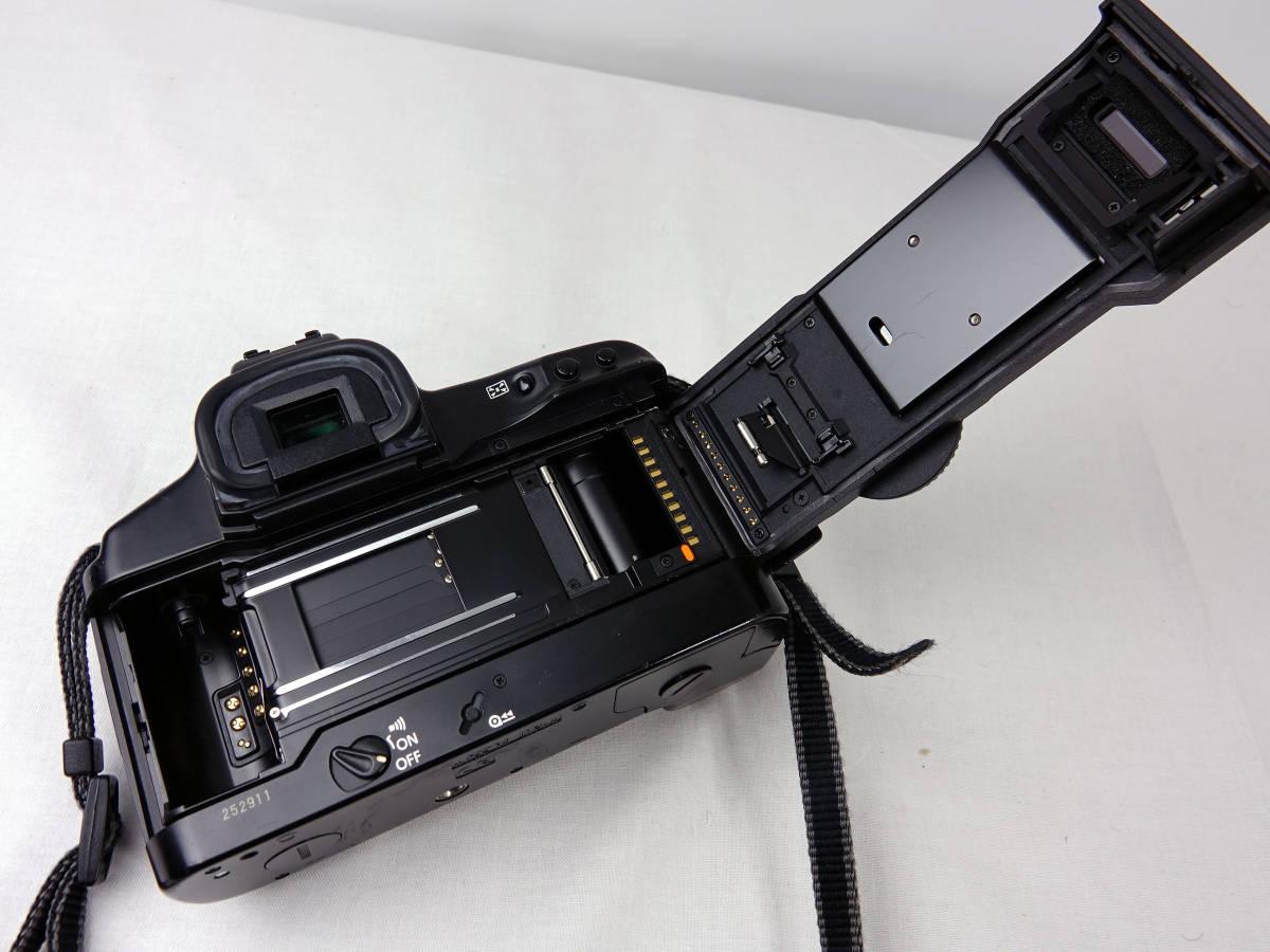Canon EOS-1V * キヤノン フィルム一眼レフカメラ ジャンク_画像4