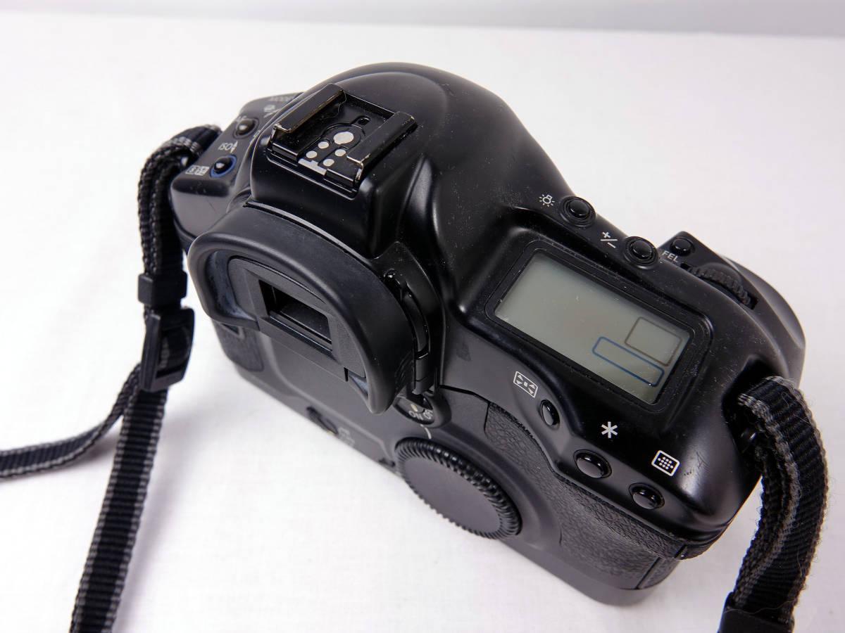 Canon EOS-1V * キヤノン フィルム一眼レフカメラ ジャンク_画像3