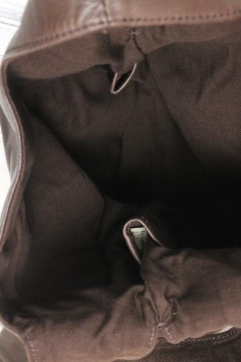 【美品】☆マーガレットハウエル IDEA:ワンショルダー牛革レザーバッグ MARGARET HOWELL IDEA/MHL._画像7