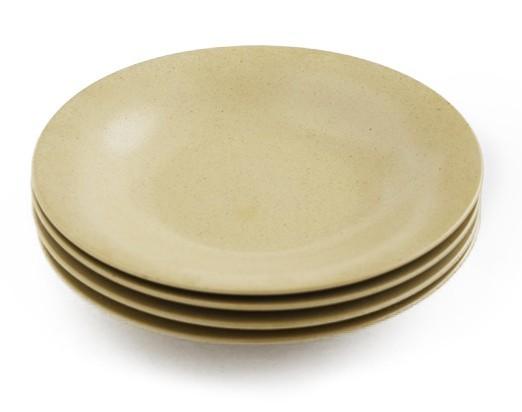 4枚セット ■リンドスタイメスト■ストーンウェアーSTONE ストーン  サラダプレート■ カラー食器 L-STO-SPL-20-4S_画像2
