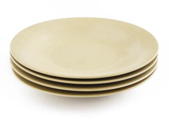 4枚セット ■リンドスタイメスト■ストーンウェアーSTONE ストーン  サラダプレート■ カラー食器 L-STO-SPL-20-4S_4枚セットです